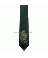 HEDVA kravata poľovnícka - lovec