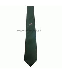 Poľovnícka kravata HEDVA - zajac č. 18