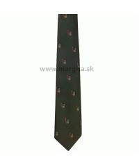 TIES PRINCIPE poľovnícka kravata - bažant