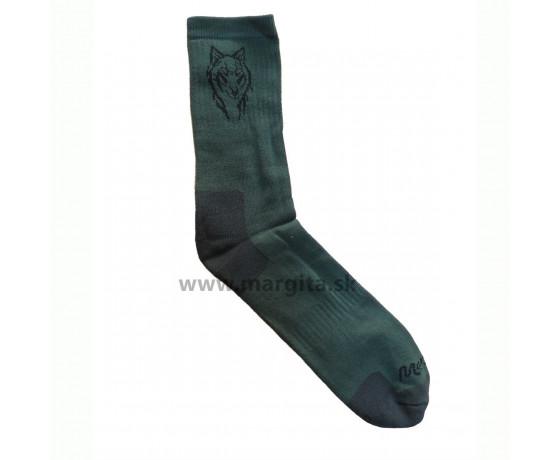 Ponožky MARGITA - polofroté