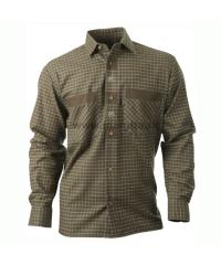 Pánska flanelová košeľa ROMAN - dlhý rukáv