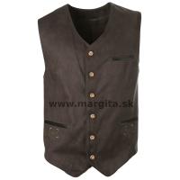 Pánska vesta FEDOR - zelená