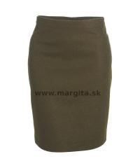 Poľovnícka sukňa LIYANA - olivová