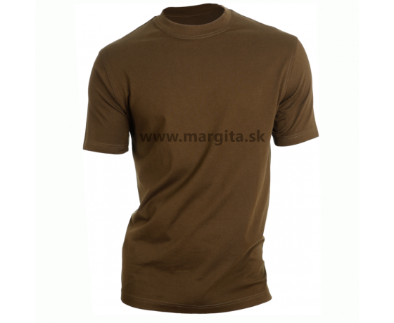 Pánske hnedé tričko ORBIS s krátkym rukávom