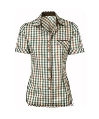 Dámska košeľa ALENKA - krátky rukáv