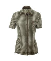 Dámska košeľa OĽGA - krátky rukáv