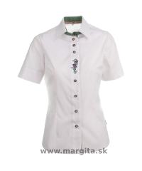 Dámska košeľa EVIČKA - krátky rukáv
