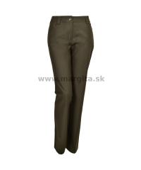Dámske nohavice VERONIKA - zelené