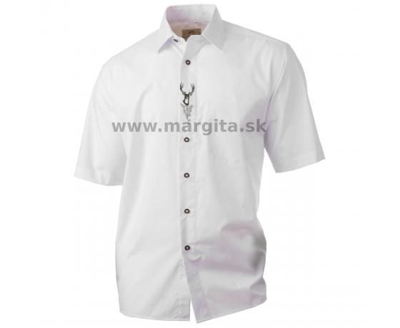 Pánska košeľa EUGEN - krátky rukáv