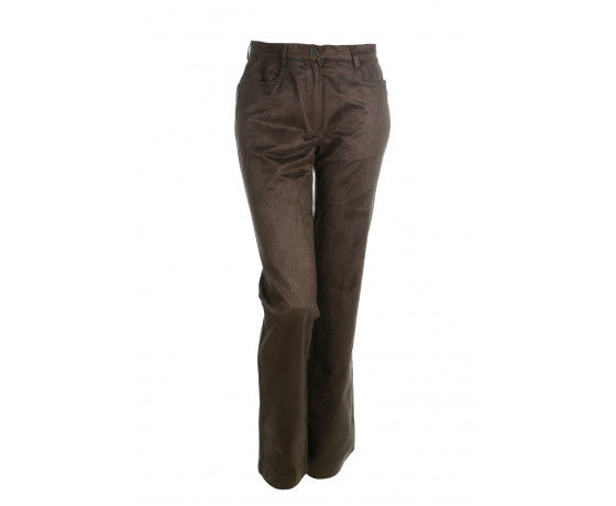 Nohavice FREDERIKA zelené