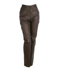 Nohavice BERNARDA - imitácia kože