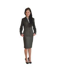 Dámsky elegantný set KARIN sako + sukňa