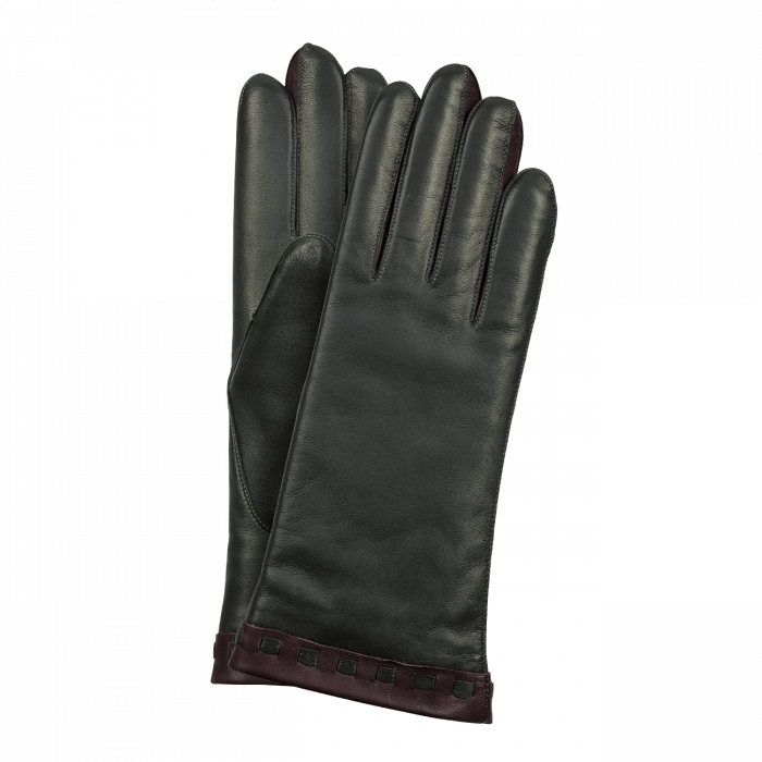 919a9cb92 Holík koženné dámske rukavice - BIANCA