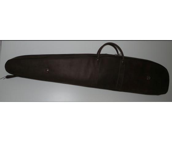 Púzdro na zbraň FSL1D kožené hnedé