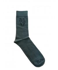 Ponožky MARGITA tenké zelené