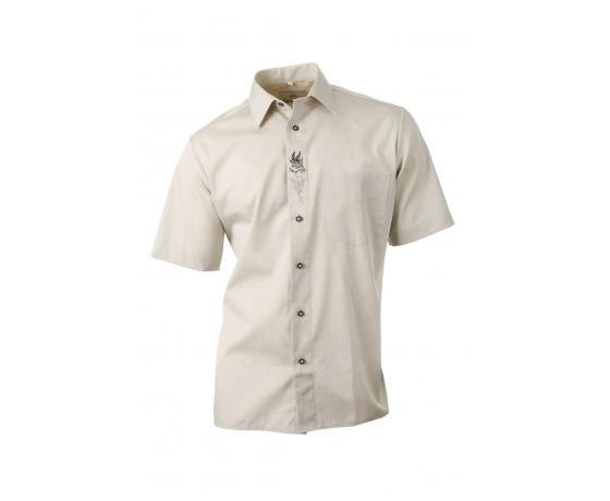Košeľa SRNČEK - krátky rukáv
