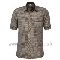 Pánska košeľa KRIŠTOF - krátky rukáv