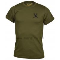 Pánske tričko MARGITA s krátkym rukávom - jeleň v tráve