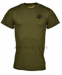 Pánske tričko MARGITA s krátkym rukávom - muflon